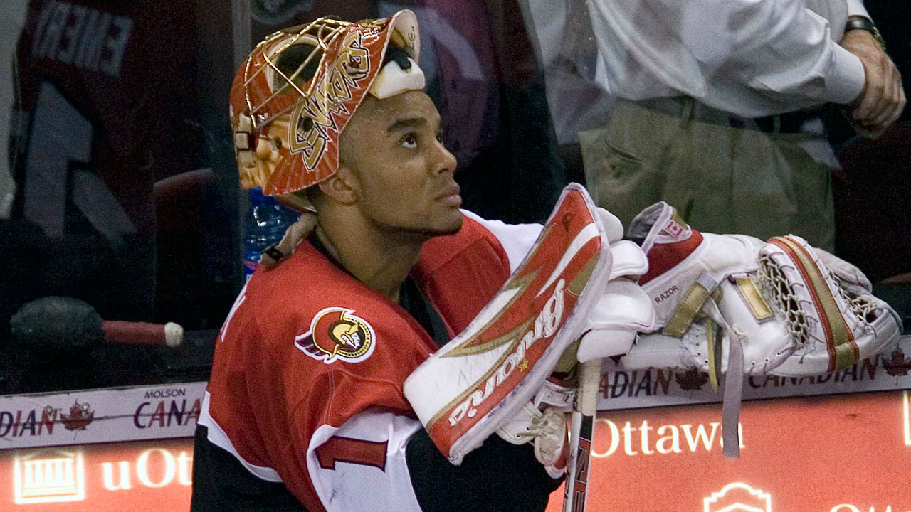 c480e095e Former NHL goaltender Ray Emery dead at 35 in drowning accident ...