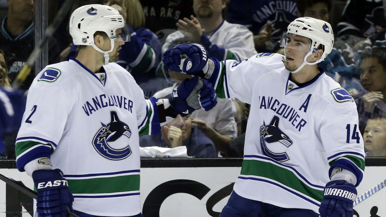 Ex Canuck Dan Hamhuis Alex Burrows Was A Tremendous Teammate Total Fitness Treadmill Manual 4 Fungsi Tl 003