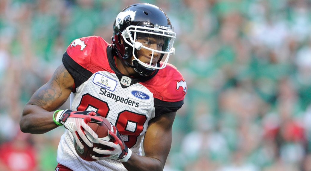be53ee9398b Stampeders star receiver Kamar Jorden out for rest of year ...