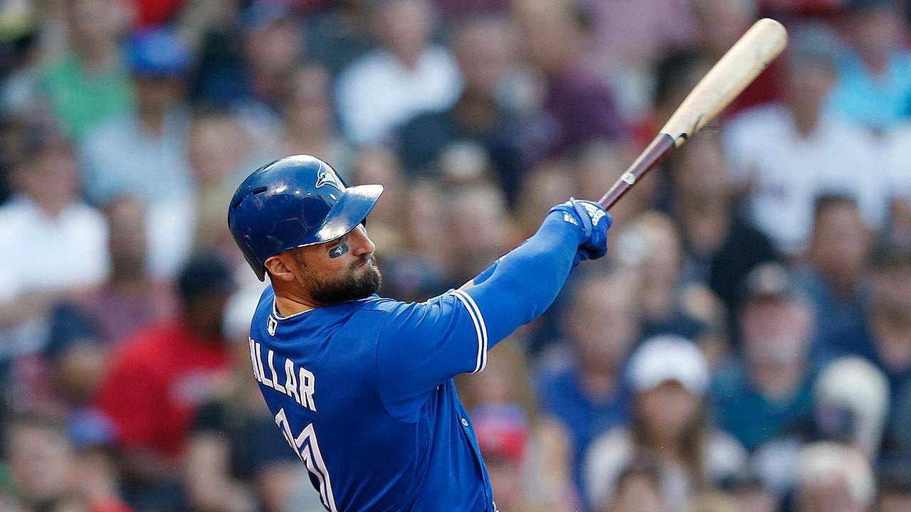 Blue Jays' Pillar cracks MLB roster for Japan All-Star Series