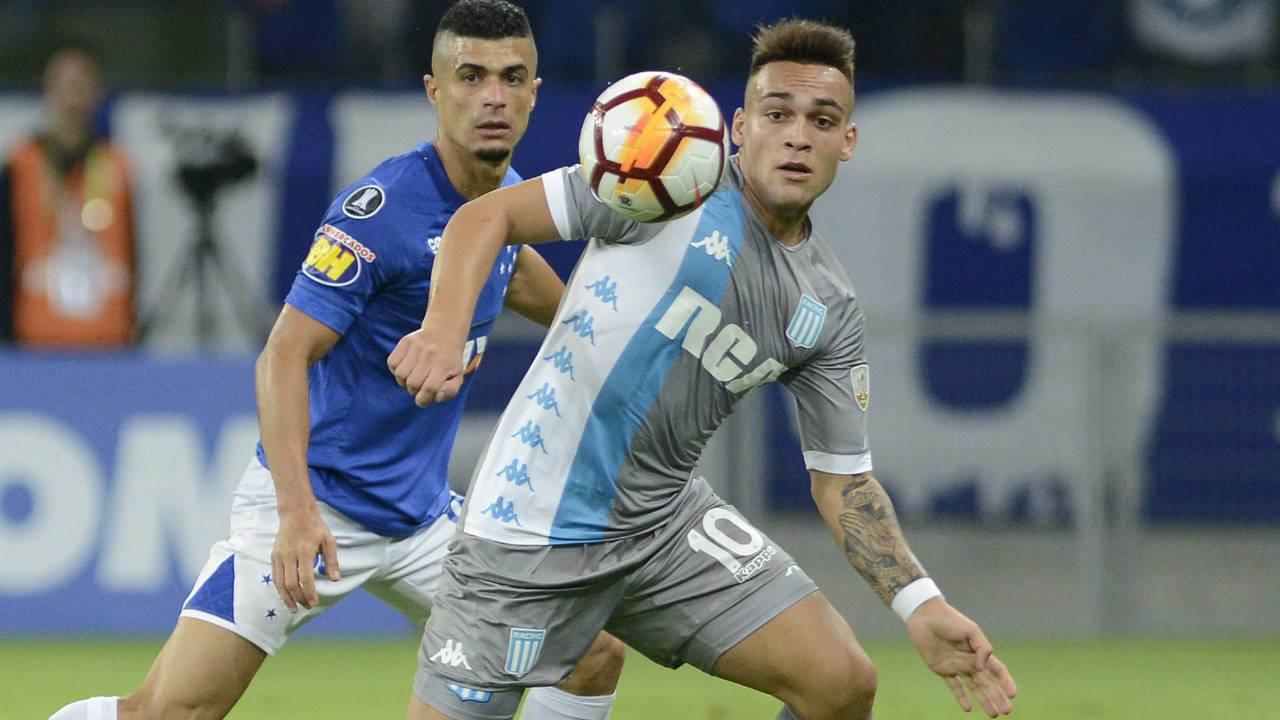 Inter signs Argentina forward Lautaro Martinez from Racing