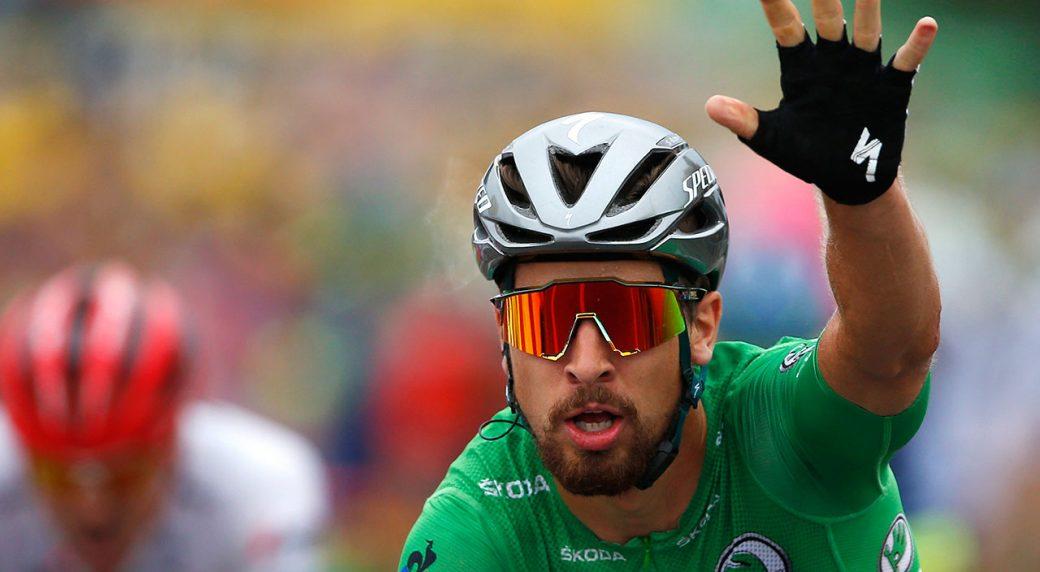 Sagan Wins The Thirteenth Stage Of The Tour De France Sportsnet Ca