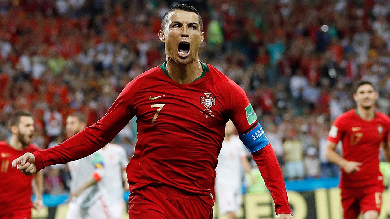 Age isn't important for Juventus' Cristiano Ronaldo