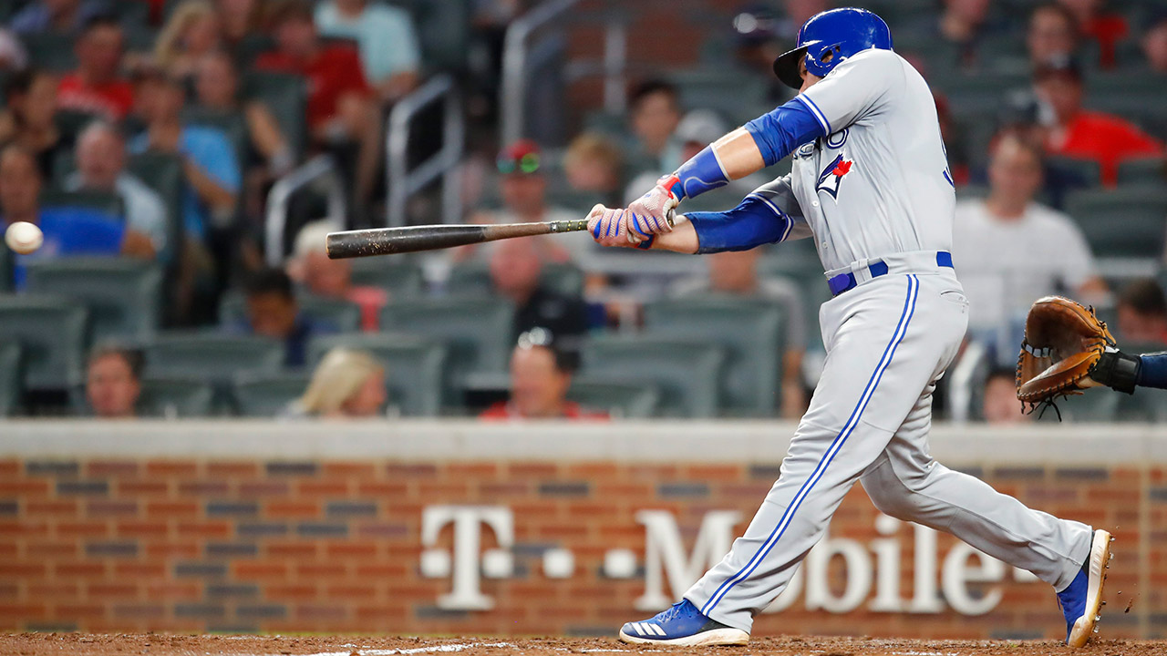 Stroman pitches seven strong innings, as Blue Jays top the Braves