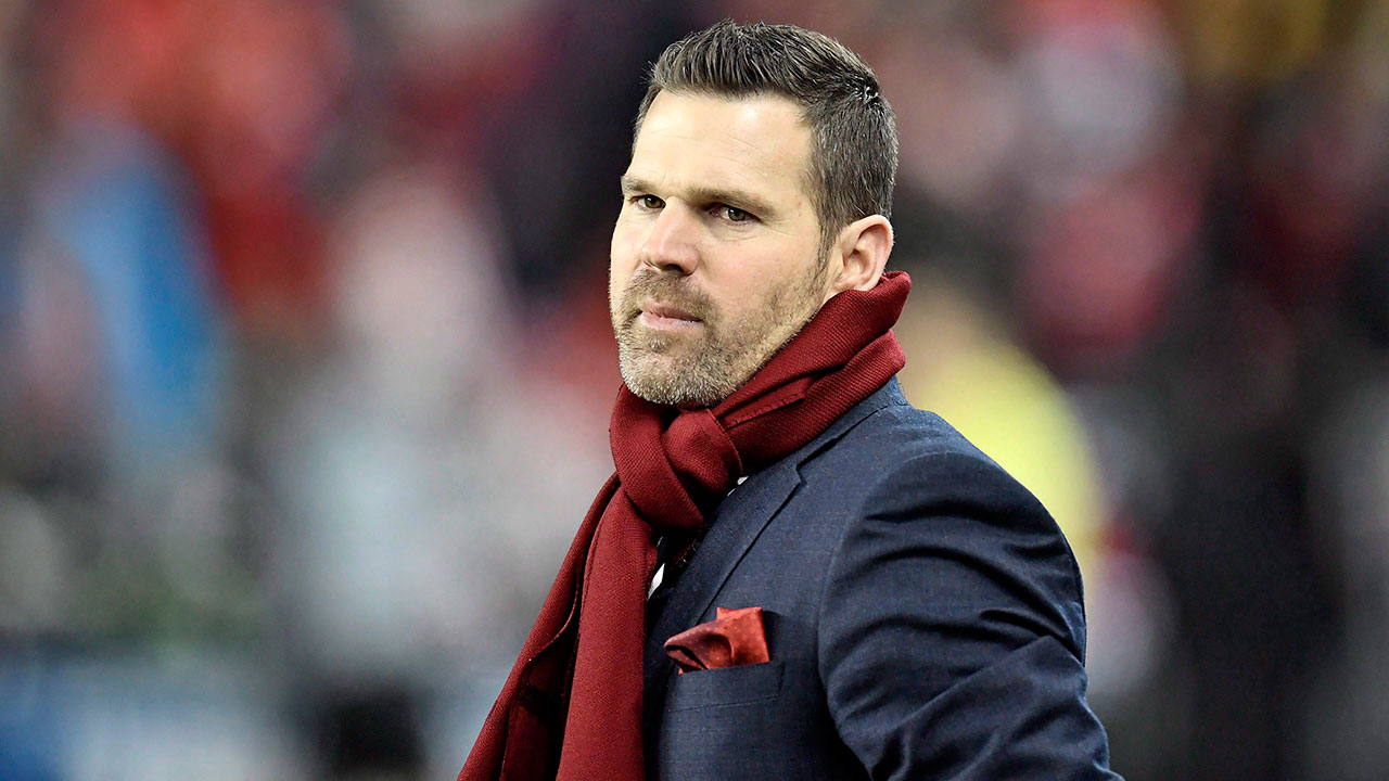 Toronto FC looks to snap winless skid in coach Vanney's 200th game