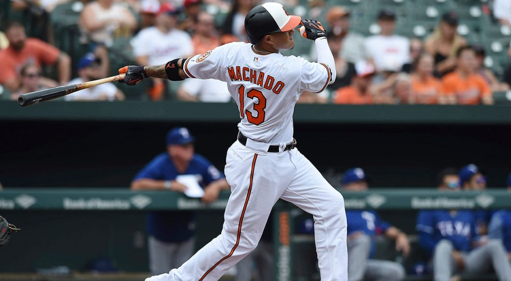 Manny Machado trade nears finish line with Dodgers in lead