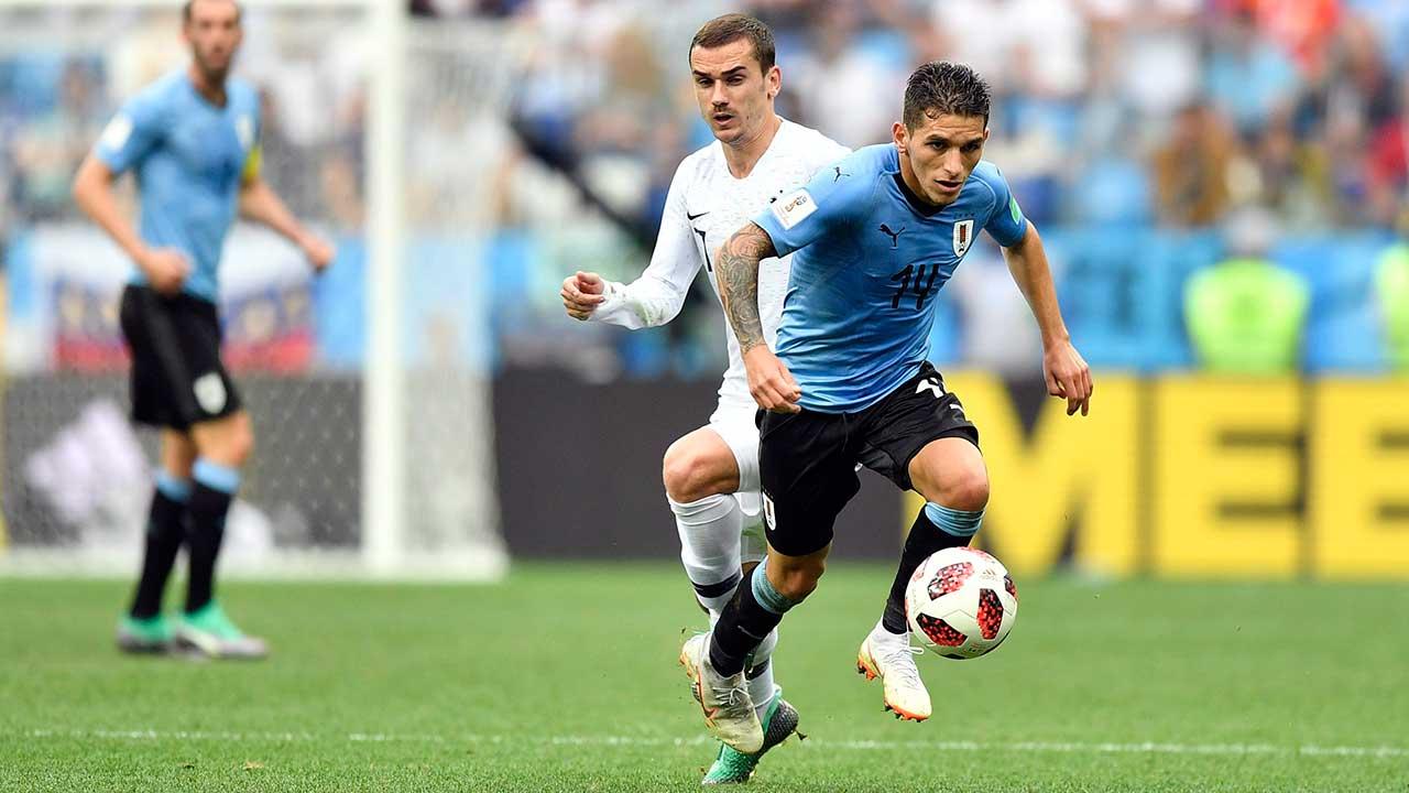 Arsenal sign Uruguay midfielder Lucas Torreira