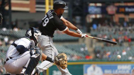 76ca697dc Abreu shines as White Sox edge Tigers - Sportsnet.ca