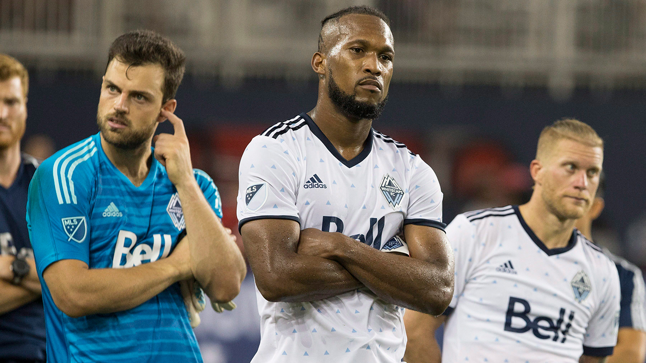 Whitecaps' defensive woes rear ugly head in loss to TFC