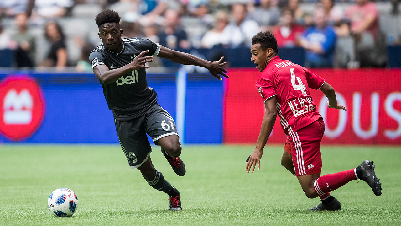 Whitecaps face make-or-break series against San Jose