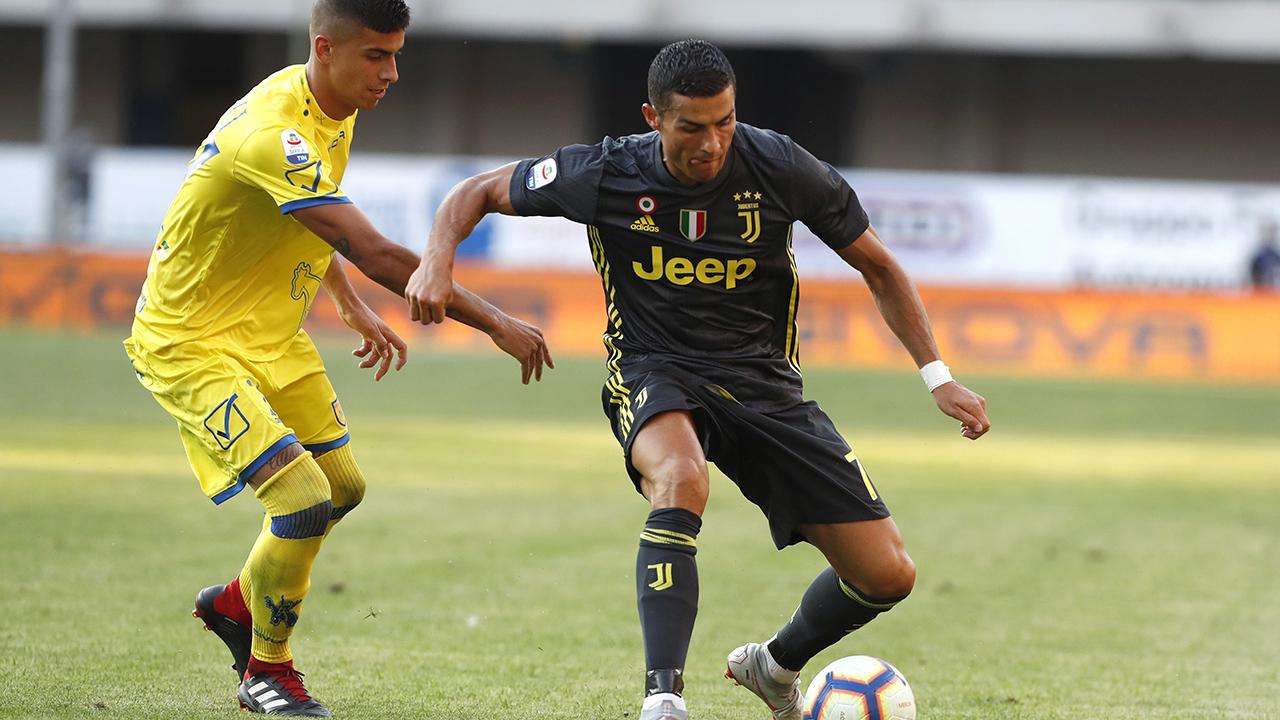 Cristiano Ronaldo says move to Juventus was 'destiny'