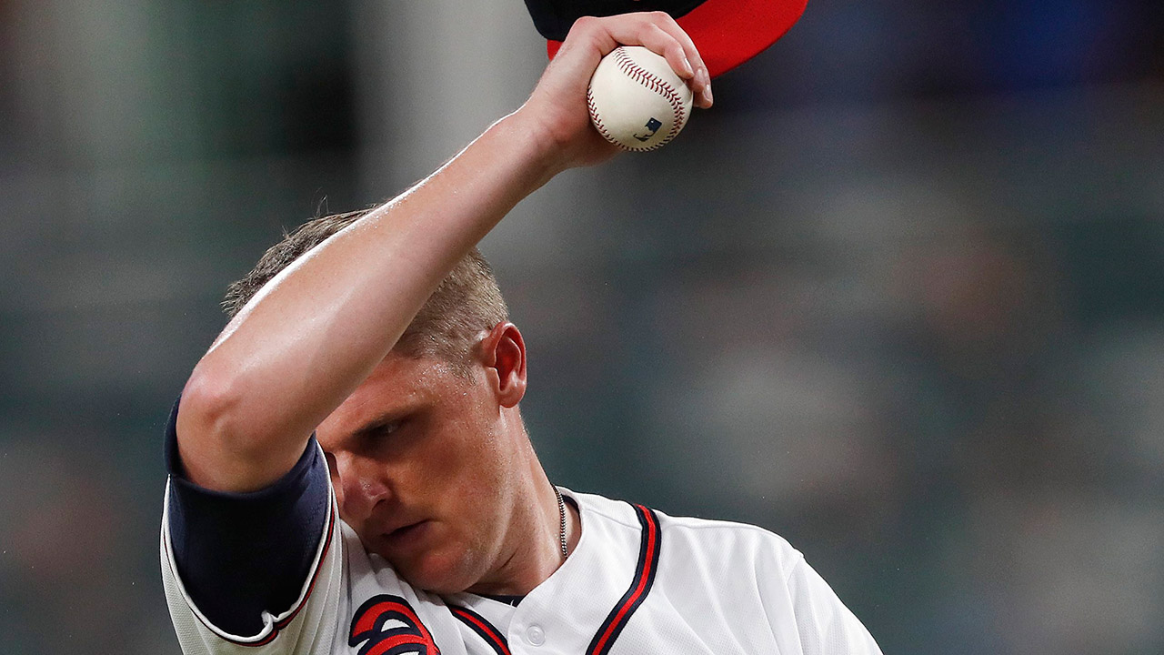 Acuna HR streak ends, Rockies rally past Braves