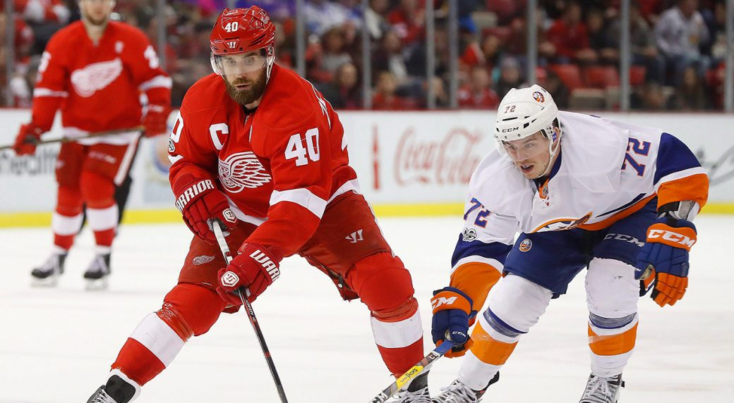 Henrik Zetterberg's health 'a bit of an unknown — Red Wings GM