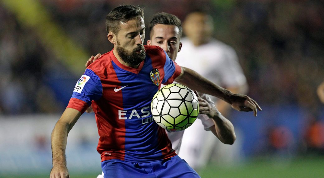 Morales scores twice to lead levante past real betis in la liga morales scores twice to lead levante past real betis in la liga stopboris Gallery