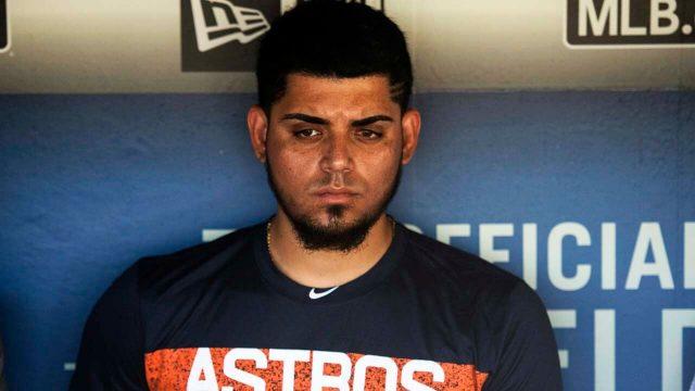 MLB-Astros-Osuna-sitting-in-dugout
