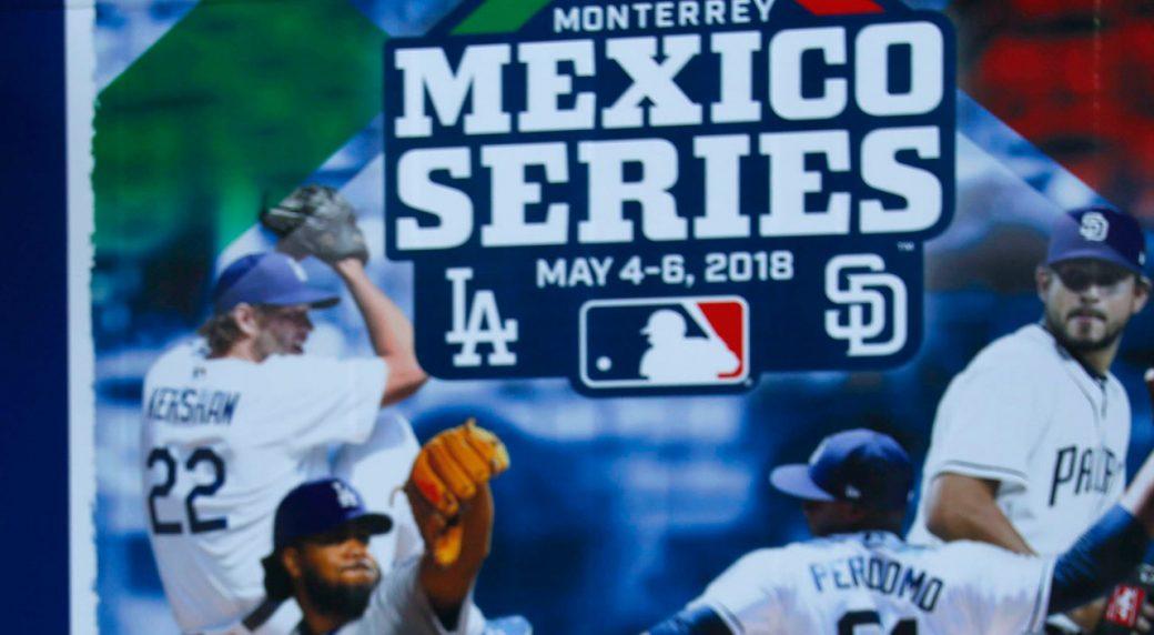 MLB returns to Monterrey 55757fd94