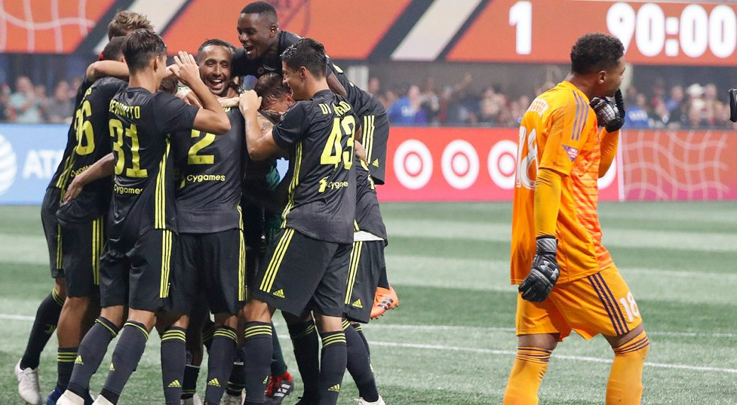 How to watch MLS All-Star Game vs. Juventus