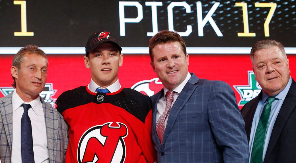 b35b848fa Devils ink first-round pick Ty Smith to three-year deal - Sportsnet.ca