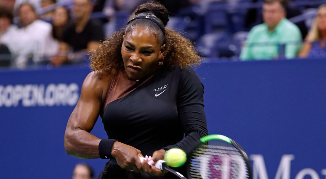Serena Williams Easily Beats Sister Venus In Third Round Of U S Open