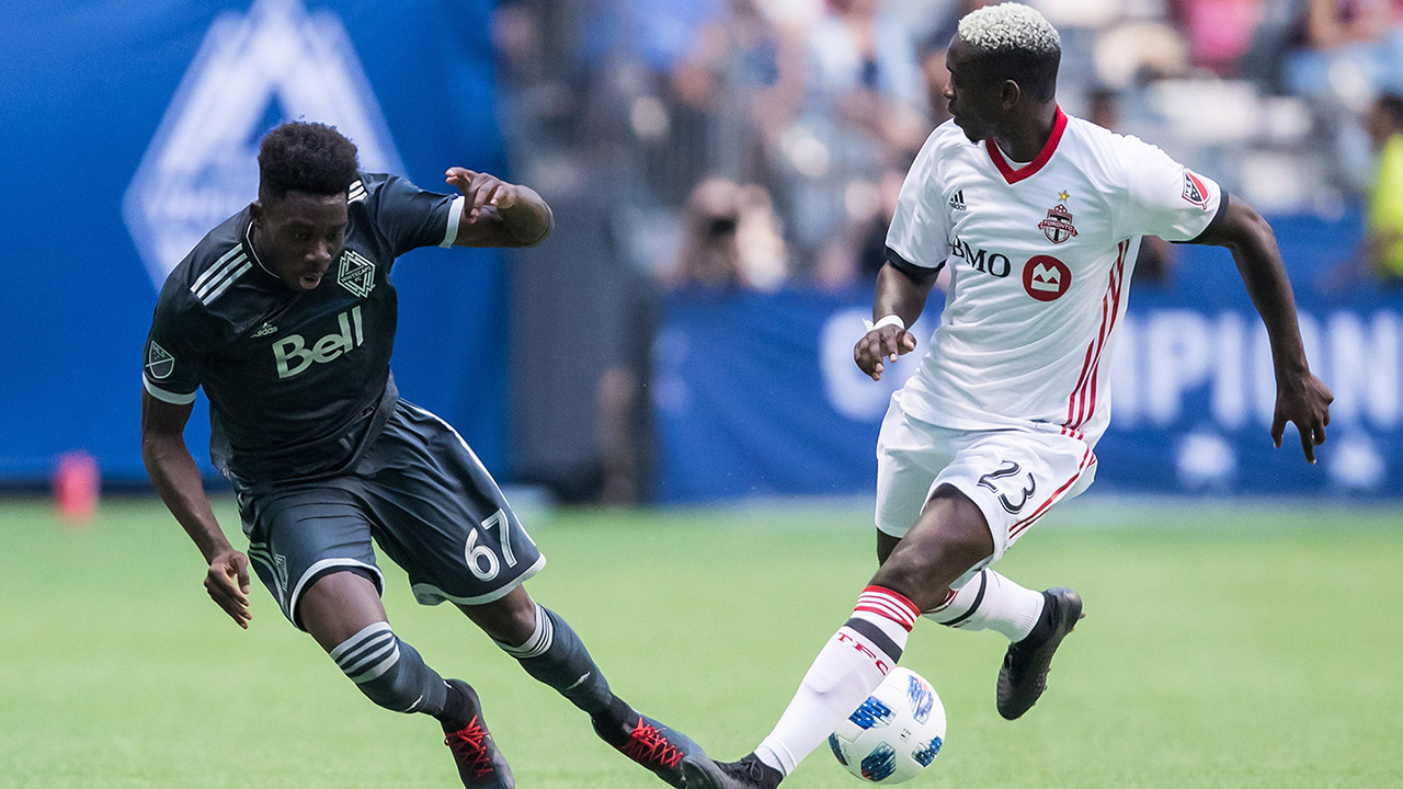 No need for Whitecaps to hold back Alphonso Davies down season strech