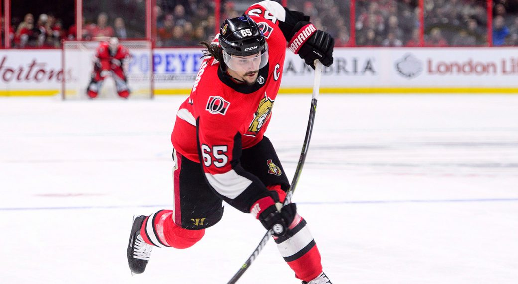 Senators Trade Erik Karlsson to the Sharks