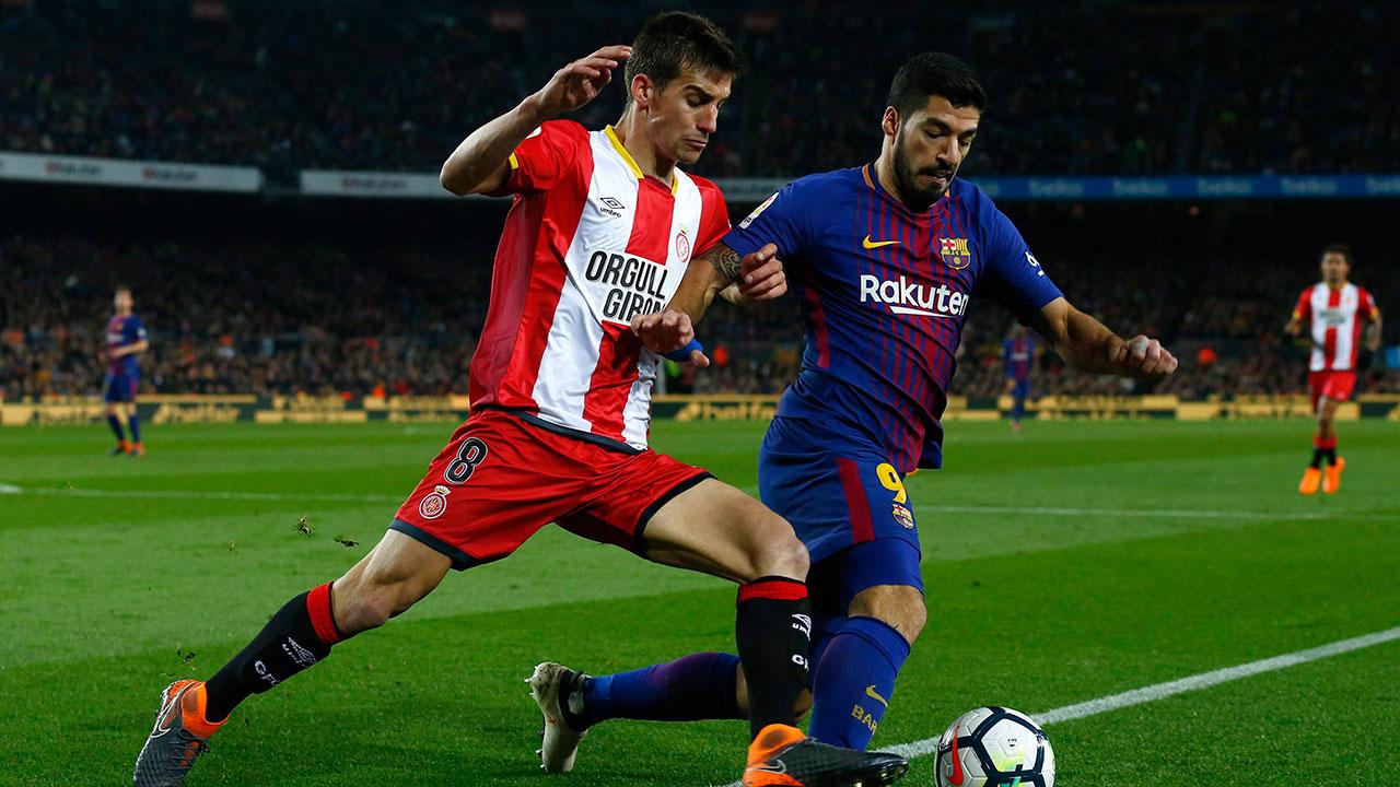 Girona OKs planned La Liga game vs. Barcelona in U.S.