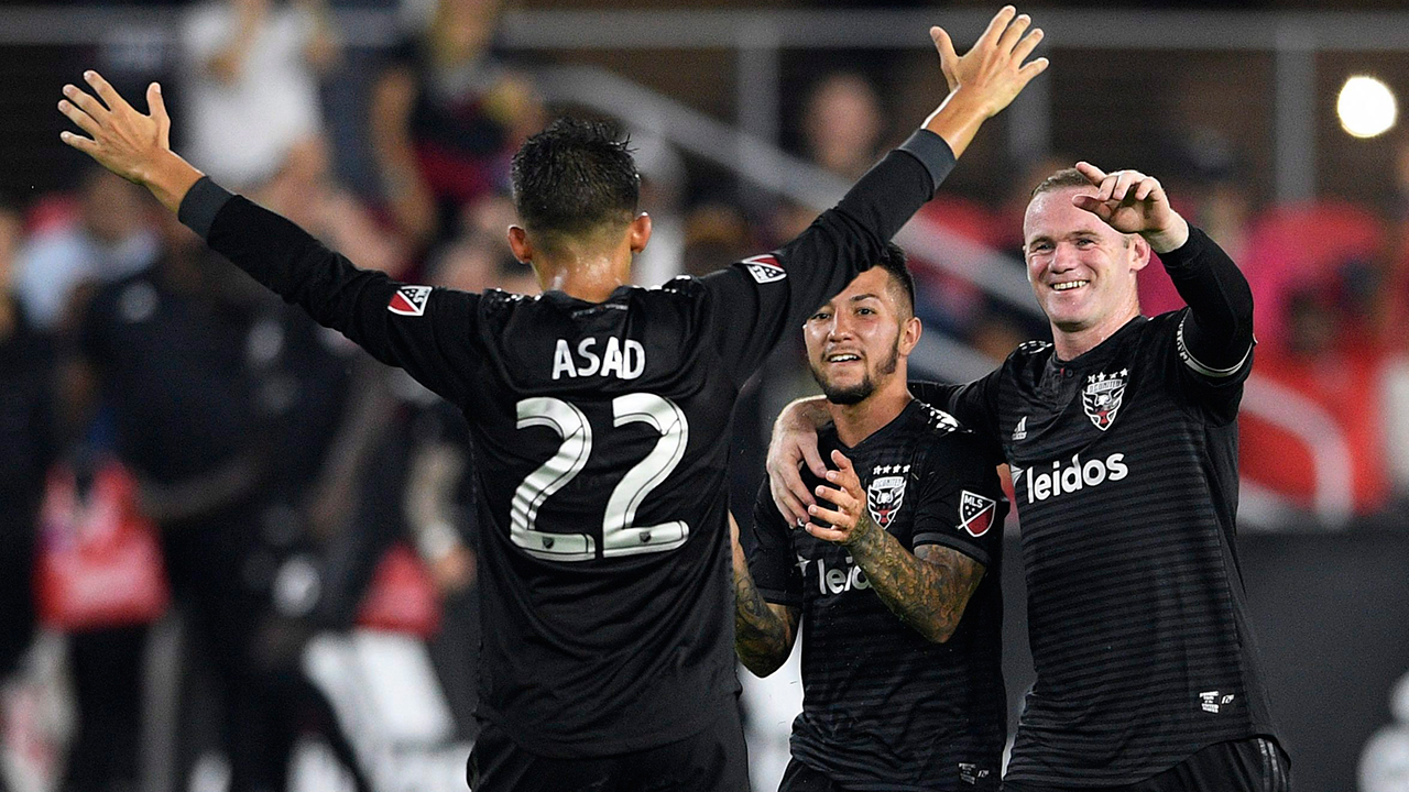 D.C. United edges Minnesota, move to within 2 points of Impact