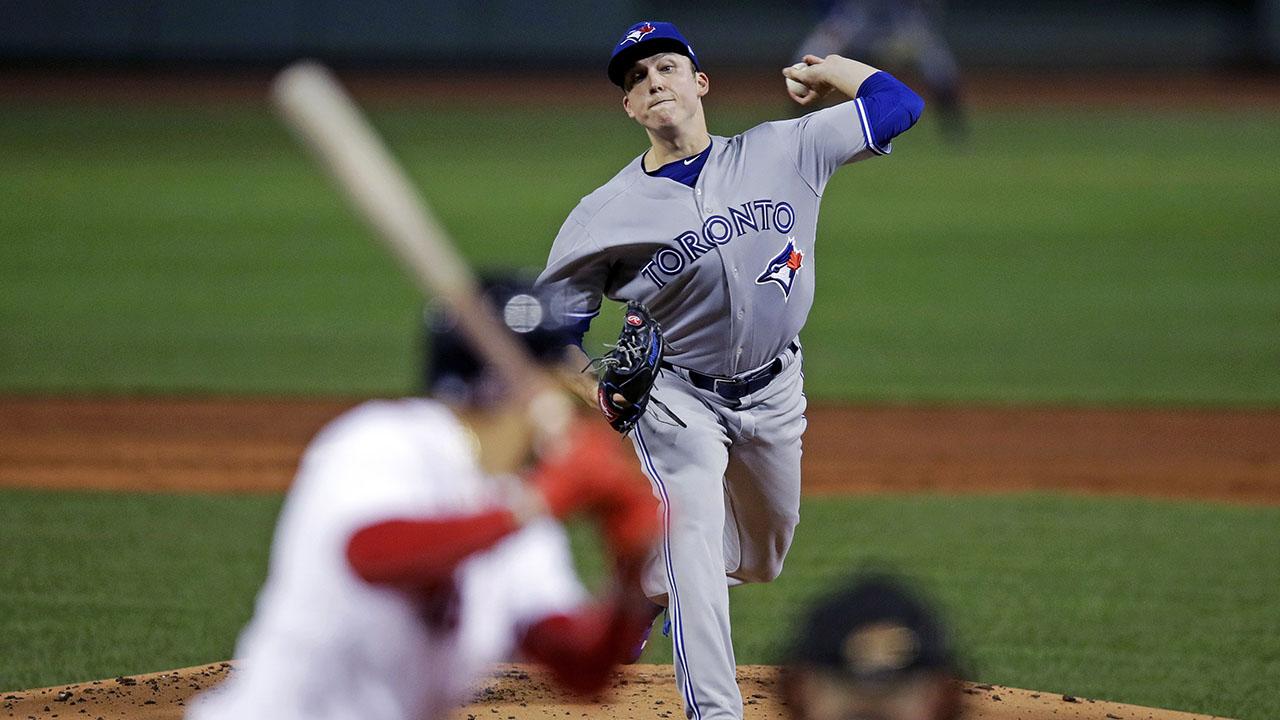Blue Jays' Borucki shows he can handle baseball's best lineup
