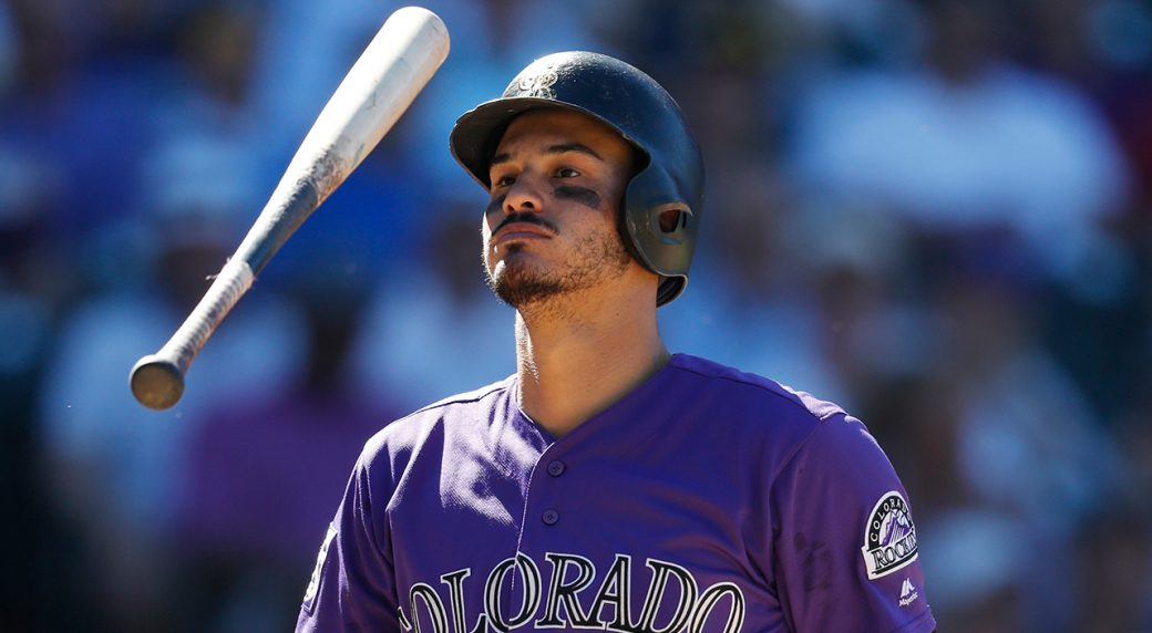 Rockies' Nolan Arenado sets Major League Baseball record with $26 million arbitration settlement