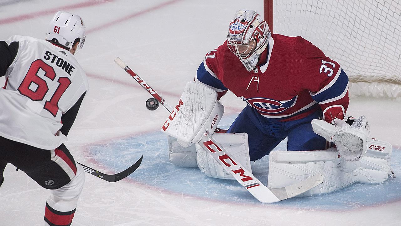 Tatar completes comeback for Canadiens beat Senators