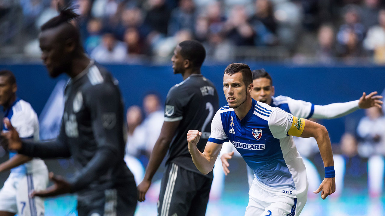 Whitecaps' playoff dreams fading following loss to FC Dallas