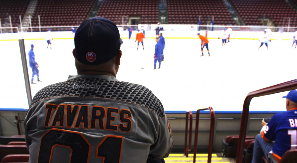 cfa55335084 Tavares or not, Islanders pre-season game in Oshawa is special for fans