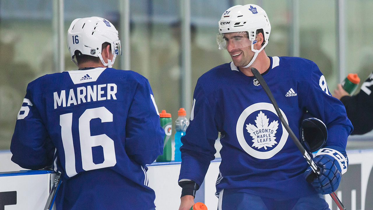 Maple Leafs' Tavares Not Worried About Keeping The Band Together