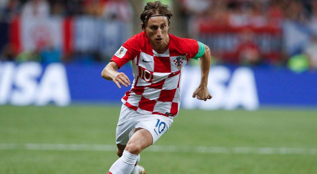 71de0ac9c Modric wins FIFA world player of year