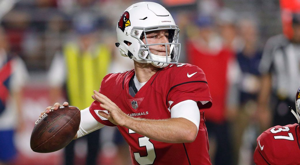 18b45fd2d Cardinals switch to rookie Josh Rosen at QB - Sportsnet.ca