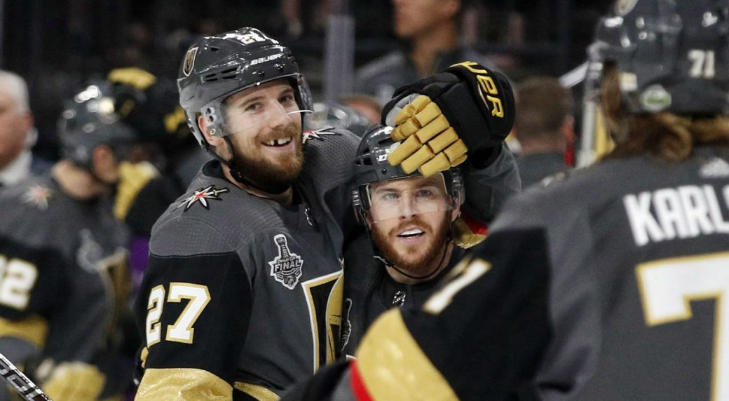 a85111696 Golden Knights re-sign RFA Shea Theodore to 7-year deal - Sportsnet.ca