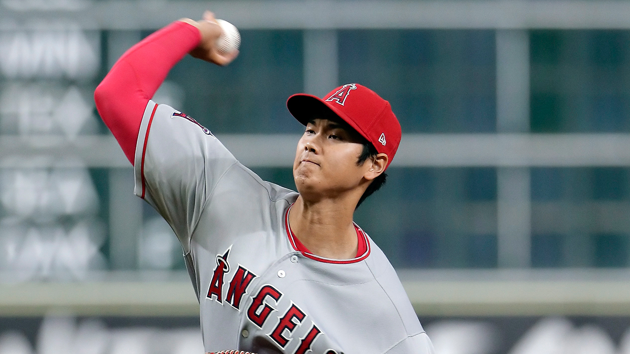 b24437d4c9f Shohei Ohtani returns to mound in Angels  loss to Astros - Sportsnet.ca