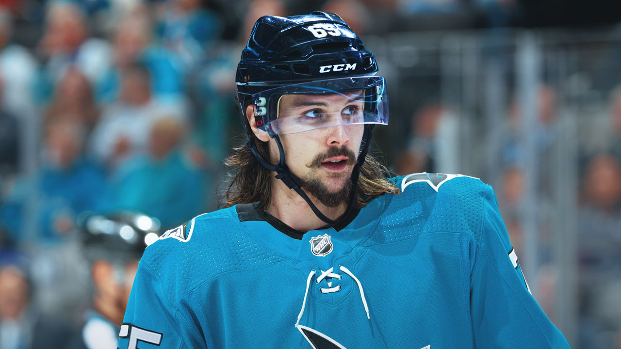 Erik Karlsson; San Jose Sharks