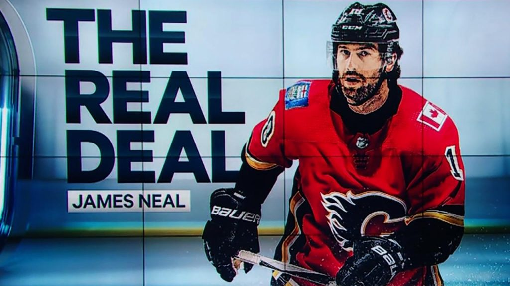 1a13d2793 Neal still adapting to life as Flame as he returns  home  to Nashville -  Sportsnet.ca