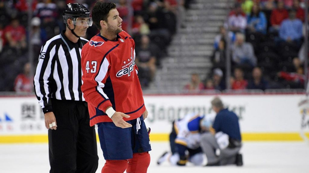 2bc33d5c15e Capitals  Tom Wilson intends to appeal 20-game suspension - Sportsnet.ca