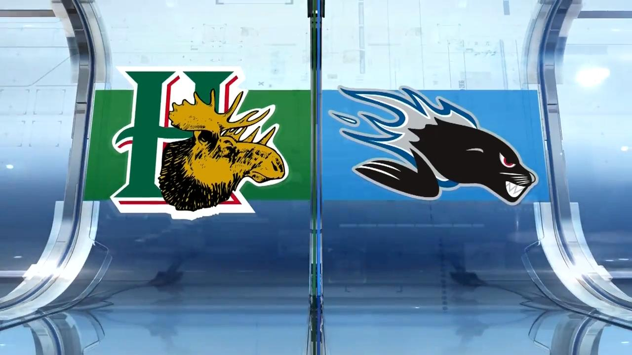 McLaren picks up shutout as Mooseheads blank Sea Dogs