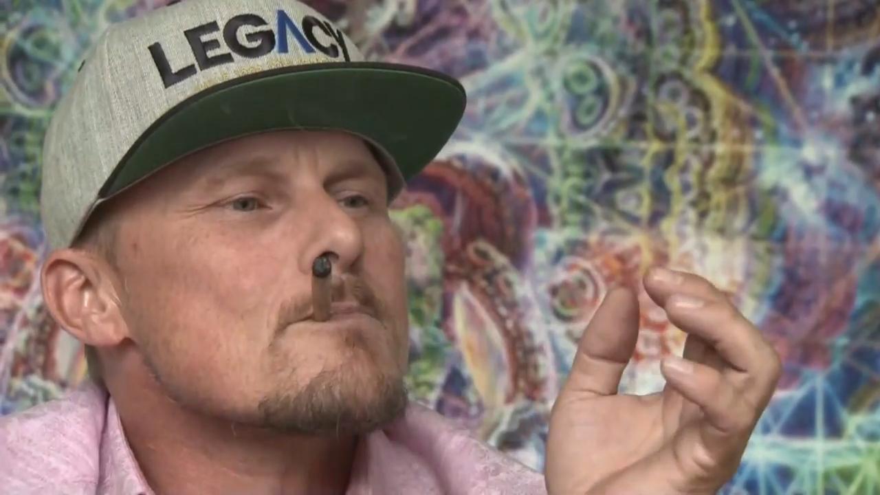 Ross Rebagliati redemption as weed legalized in Canada