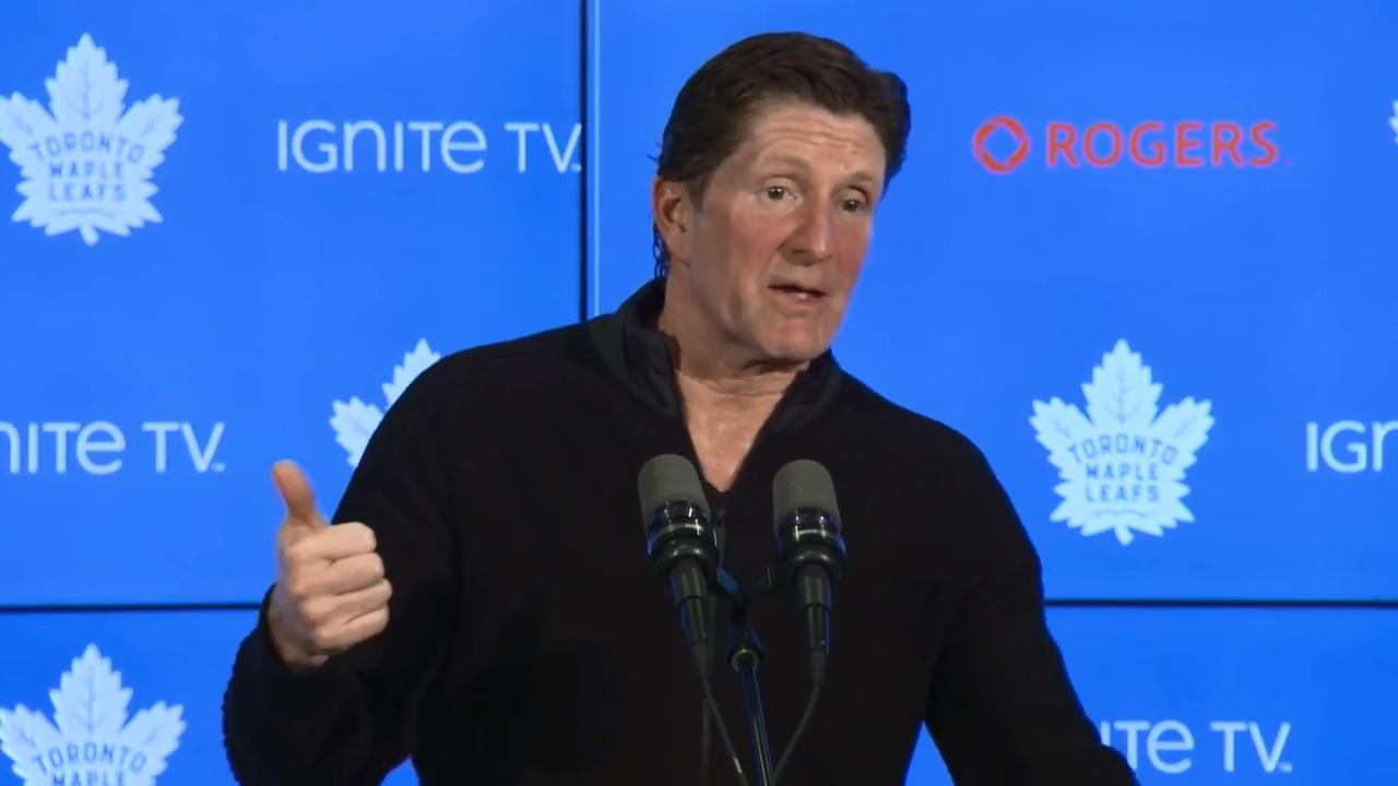 Babcock says McDavid 'not even close' to Crosby