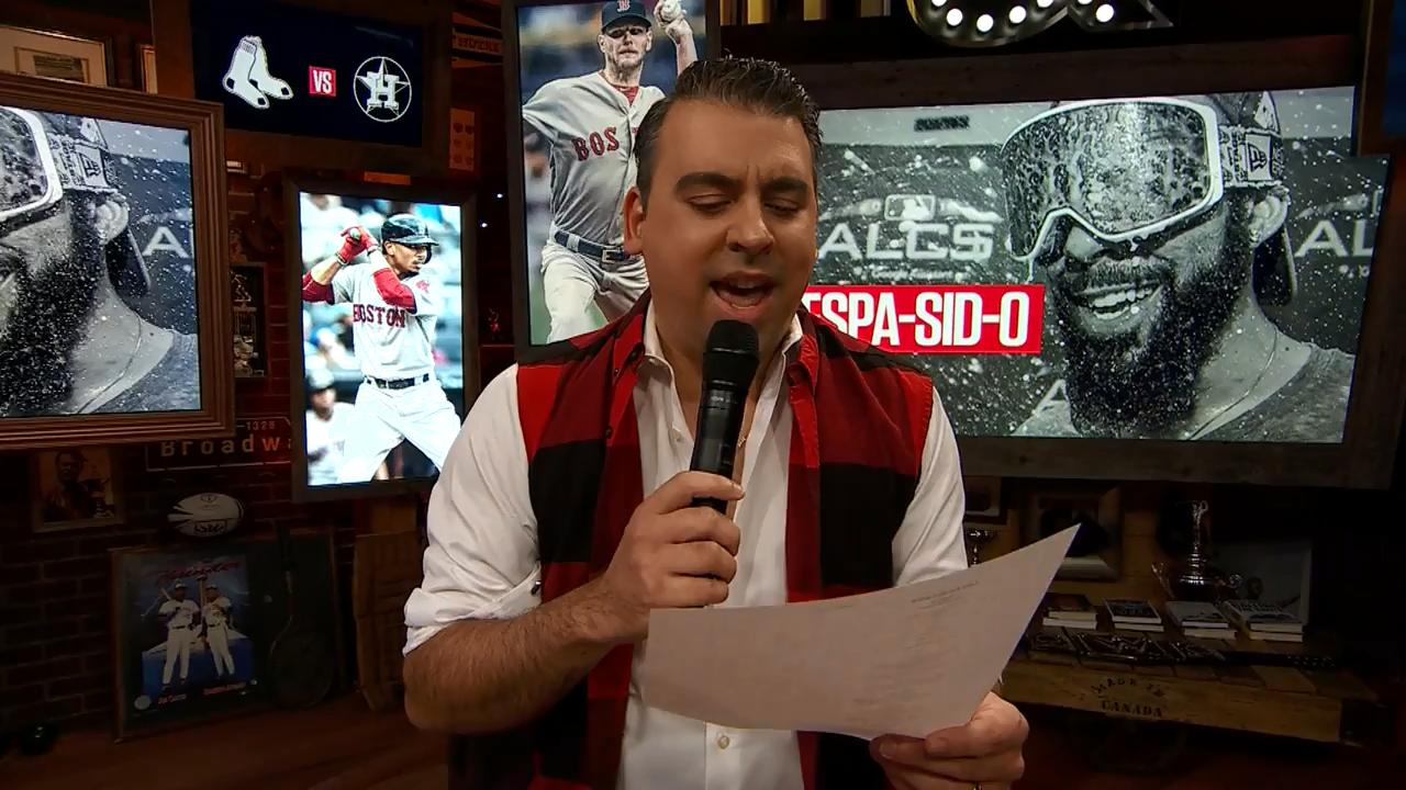 Sid Seixeiro attempts to sing Despacito in Spanish