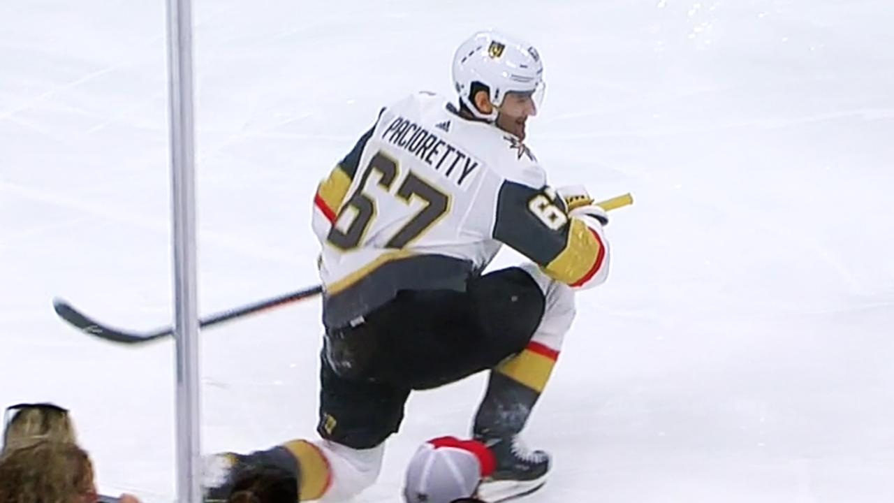 Max Pacioretty Gets A Wake Up Call