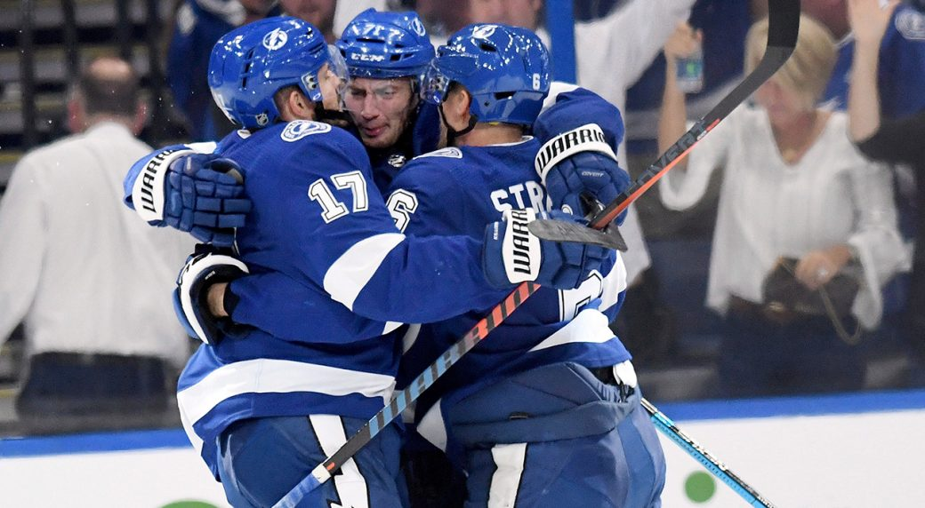 66126c422eb Lightning top Panthers in shootout as Luongo leaves with injury ...