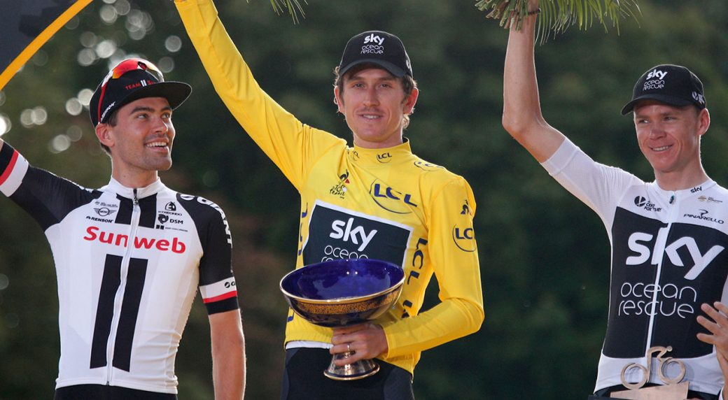 5653a5403 Team Sky s future may be in doubt after Wednesday when Sky announced its  withdrawal from the sport following the European pay TV giant s takeover by  ...