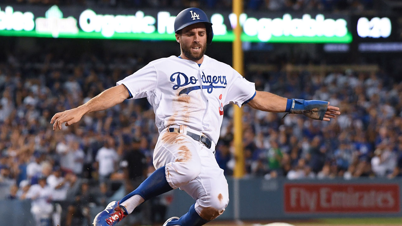 Dodgers even up NLCS with walk-off win over Brewers