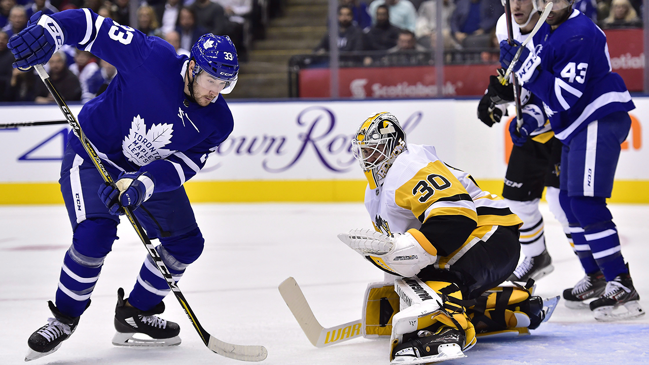 Leafs-Penguins matchup doesn't live up to offensive potential