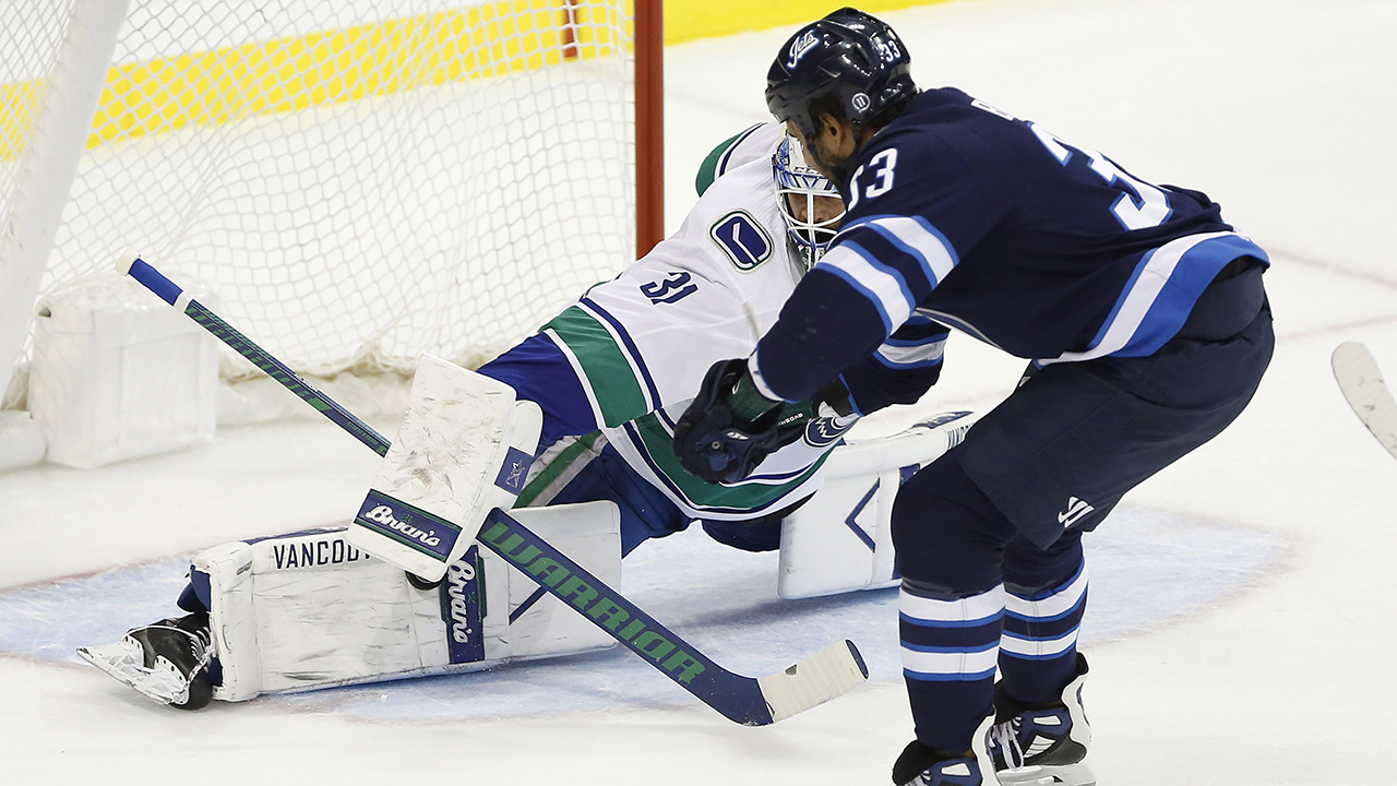 Patrik Laine And Bryan Little Lift Jets Over Canucks